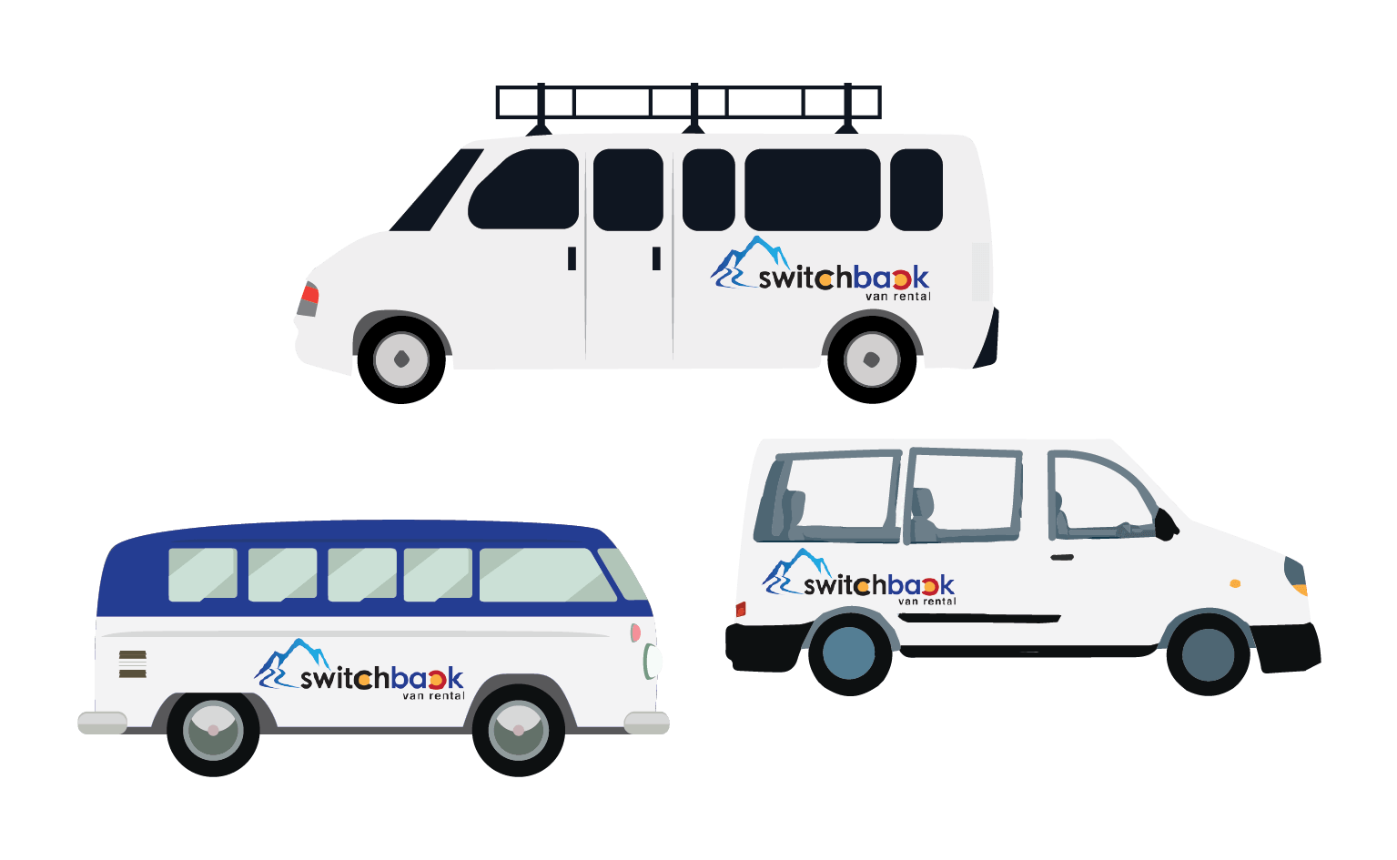 Airport Van Rentals Located Denver