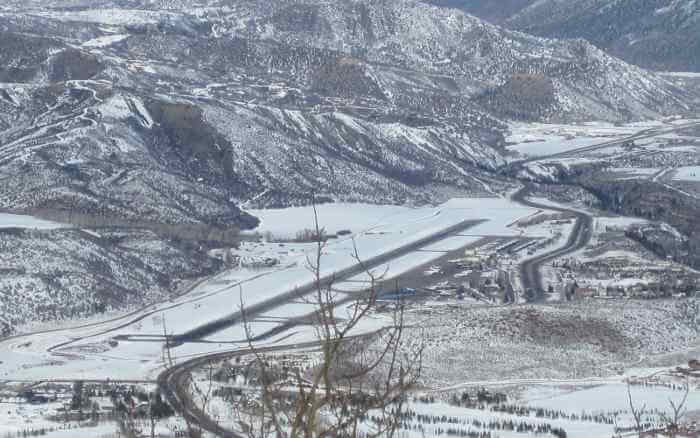 Switchback Relation To Aspen Airport