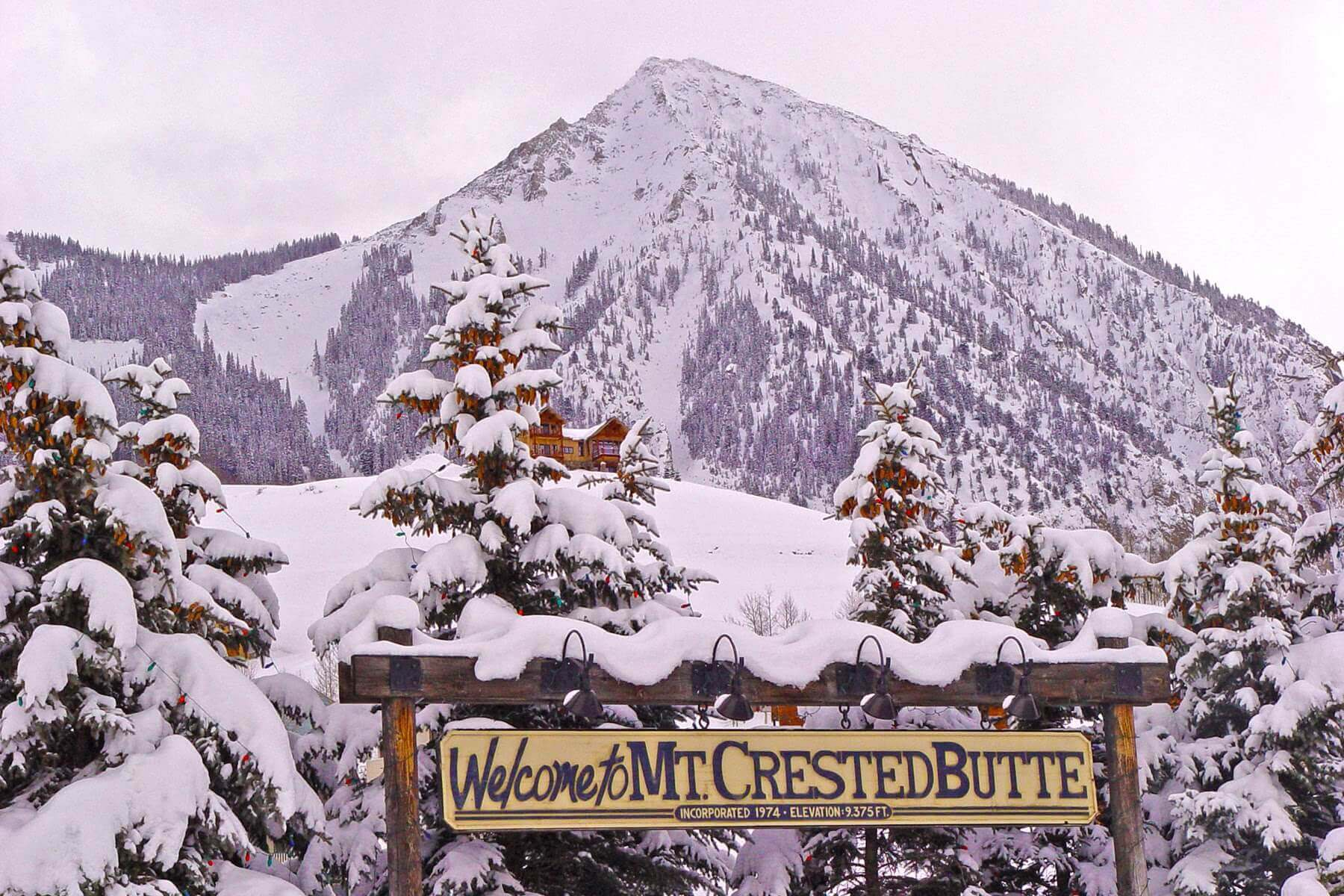 Crested Butte Gunnison Snow Area Home