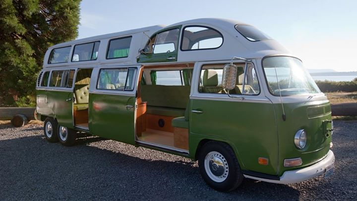 Custom Made Camper Van