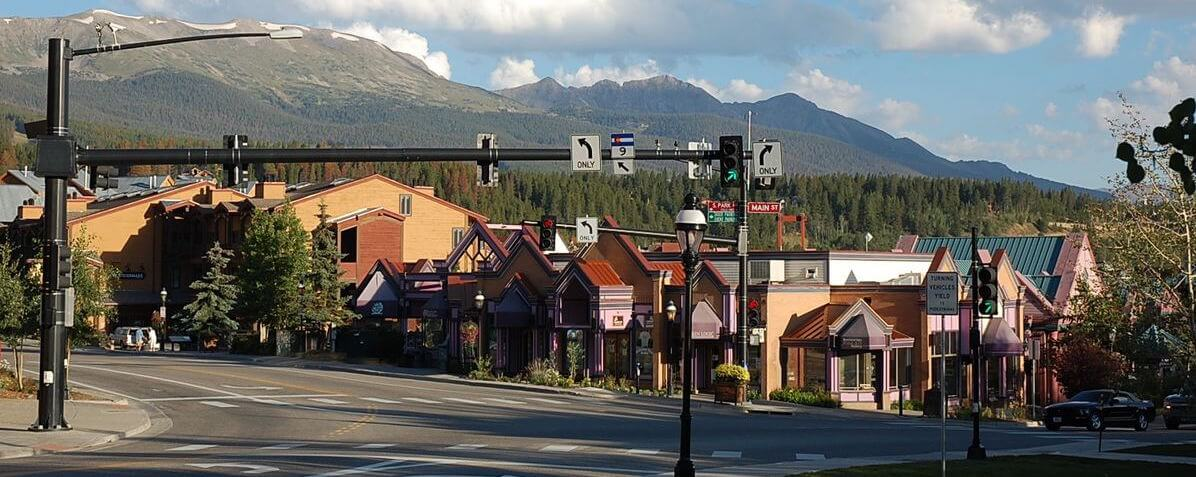 Rental Van Center Breckenridge Colorado