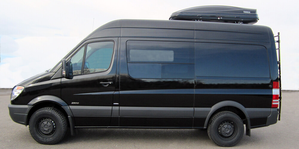 Nice Switchback Denver Sprinter Rental