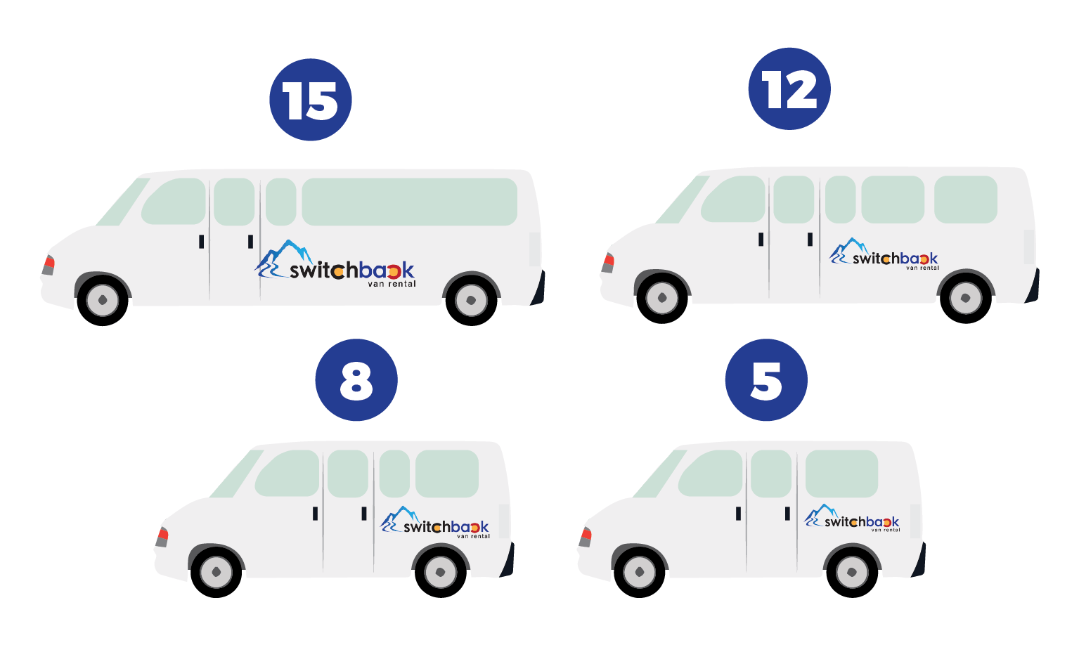 The Denver Rental Team For Passenger Vans