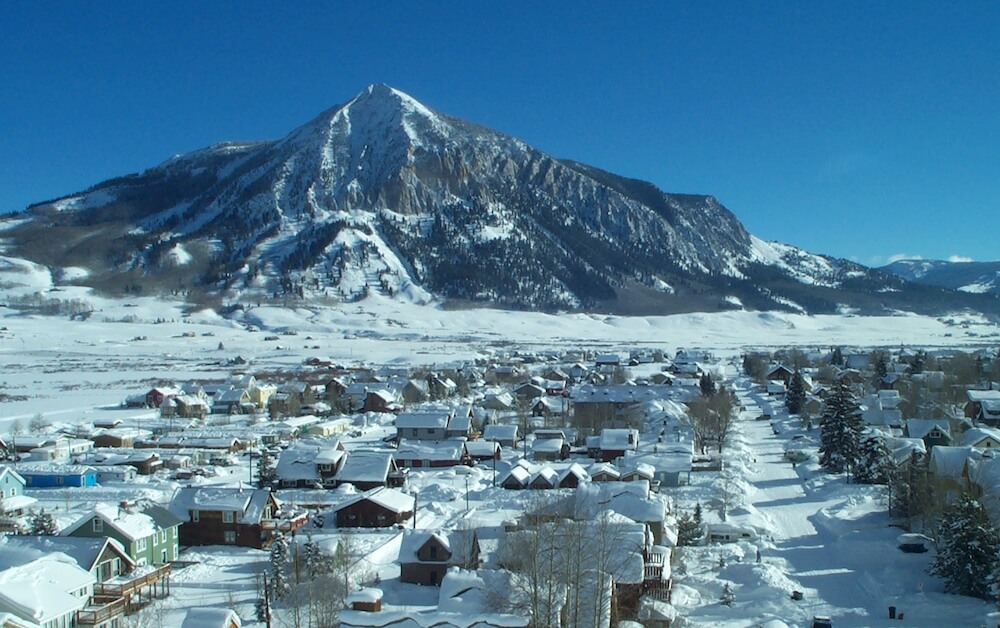 Mt Crested Butte Looking Lovely