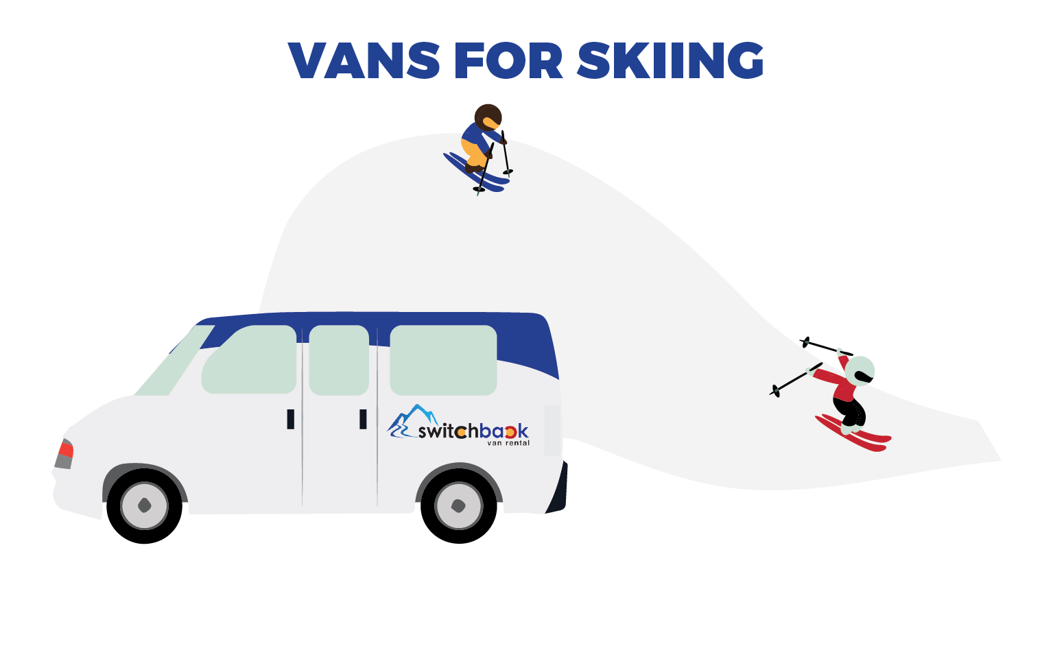 Vans For Skiing Aspen Resort Large
